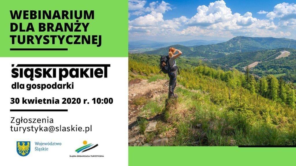 Zdjęcie do wiadomości: Webinarium dla branży turystycznej  - nagranie ze spotkania