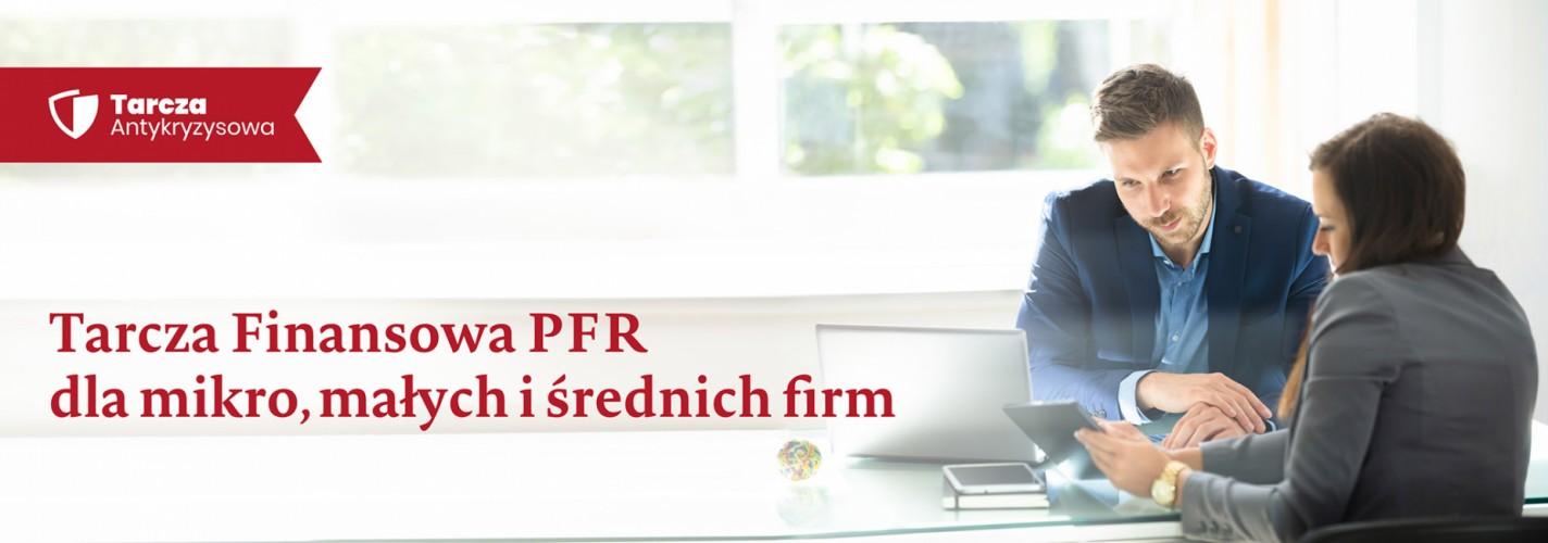 Zdjęcie do wiadomości: Tarcza Finansowa PFR dla Małych i Średnich Firm