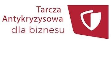 Logo Tarcza Antykryzysowa dla biznesu
